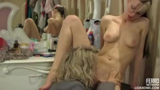 Hot young eastern lesbian bodies