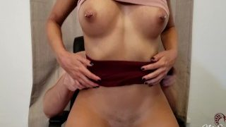 Fuck my Face and Cum in my Pussy