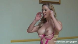 Nicole Aniston On The Porn Set