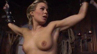 BDSM – The maid gets owned