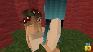 Bad Bedwars   Minecraft Porn Animation